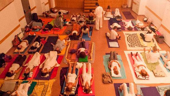 Calma mental –Meditación, Relajación y Autoconocimiento